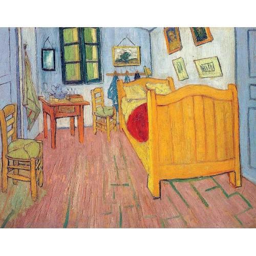 Vincent's Bedroom in Arles 1