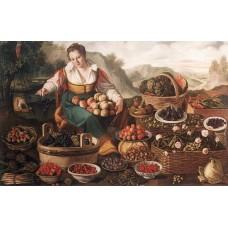 The Fruit Seller