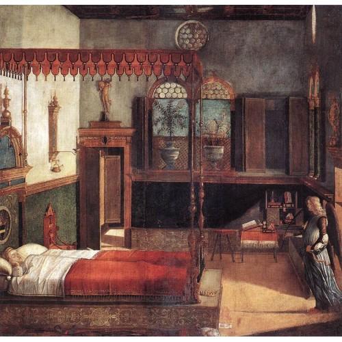 The Dream of St Ursula