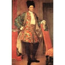 Portrait of Count Giovanni Battista Vailetti