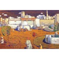 Arab town