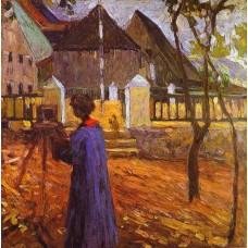 Gabriele munter painting