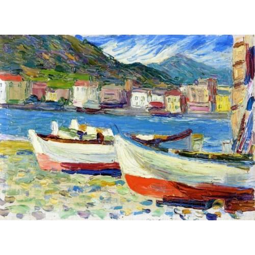 Rapallo boats