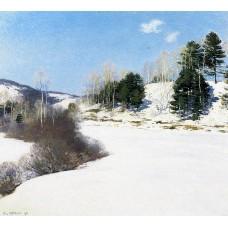 Hush of winter