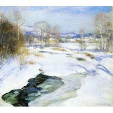 Icebound brook aka winter s mantle