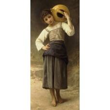 Jeune Fille Allant a la Fontaine