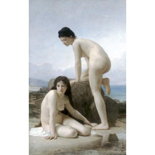 Les Deux Baigneuses