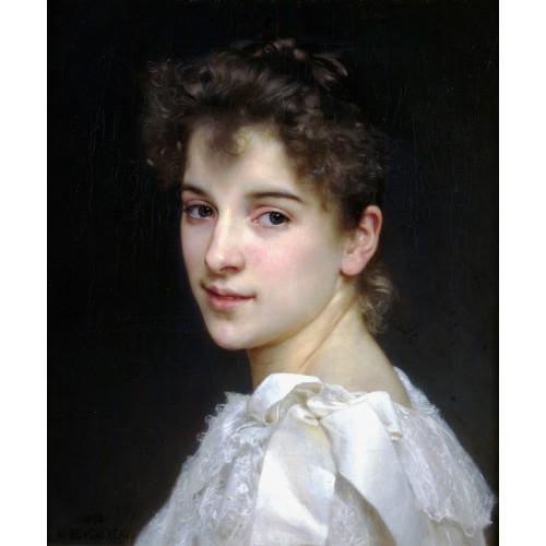 Portrait of Gabrielle Cot