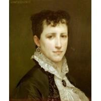 Portrait of Miss Elizabeth Gardner Bouguereau