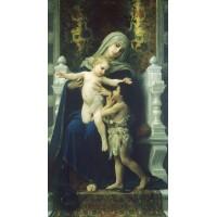 The Virgin the Baby Jesus and Saint John the Baptist 2