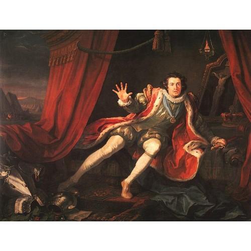 David Garrick as Richard III