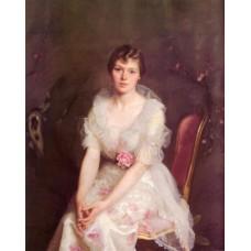 Portrait of Louise Converse