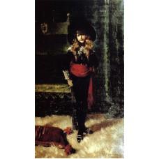 Elsie Leslie Lyde as 'Little Lord Fauntleroy'