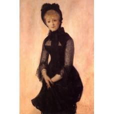Portrait of Harriet Hubbard Ayer