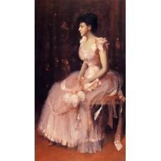 Portrait of Mrs Leslie Cotton