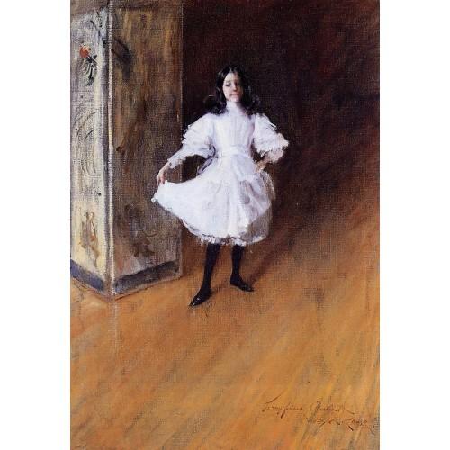 Portrait of the Artist's Daughter (Dorothy)