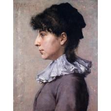 Portrait of Virginia Gerson