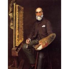 Portrait of Worthington Whittredge