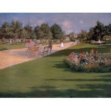 Tompkins Park Brooklyn