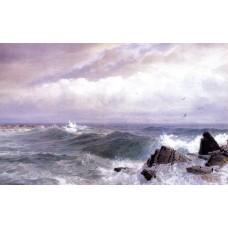 Gull Rock Newport Rhode Island