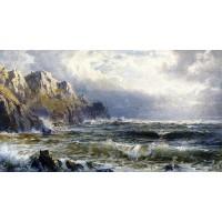 Moye Point Guernsey Channel Islands