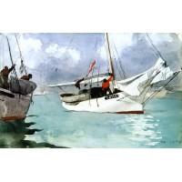 Fishing Boats Key West
