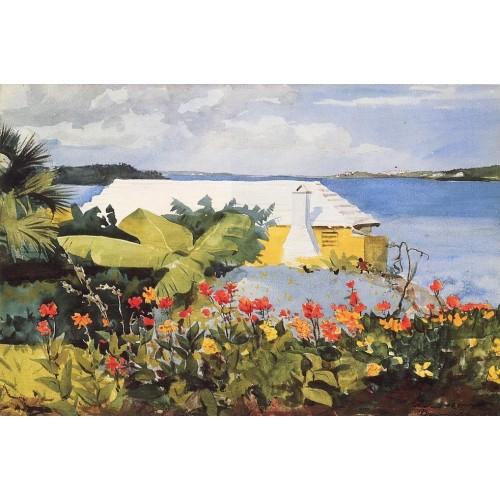 Flower Garden and Bungalow Bermuda