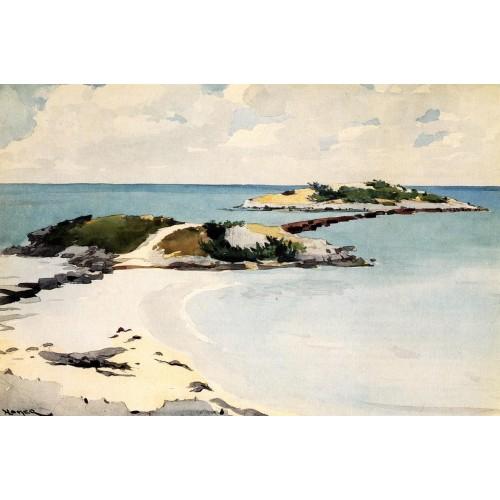Gallow's Island Bermuda