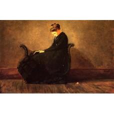 Portrait of Helena de Kay