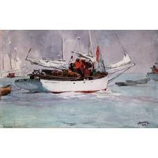 Sponge Boats Key West