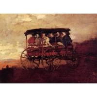 White Mountain Wagon
