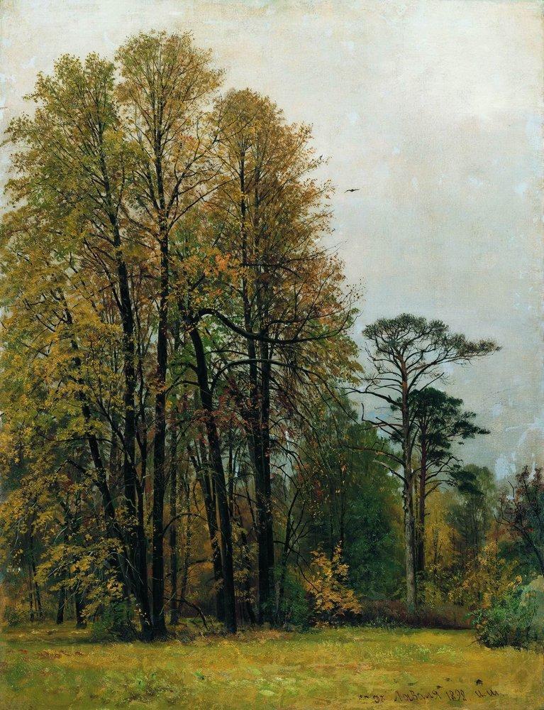 Autumn 1892 - Shishkin - oil painting reproduction - China Oil ...: www.chinaoilpaintinggallery.com/famous-artists-shishkin-c-141_1441...